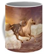 Romance In Her Dream Coffee Mug