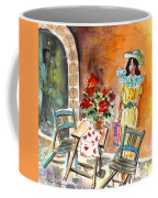 Romance In Siracusa Coffee Mug