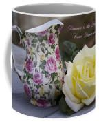 Romance Is The Dance Of Life Coffee Mug