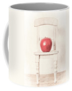 Romantic Apple Still Life Coffee Mug by Edward Fielding