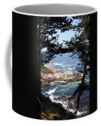 Romantic California Coast Coffee Mug