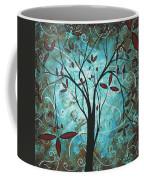 Romantic Evening By Madart Coffee Mug by Megan Duncanson