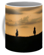 Romantic Horseback Ride Coffee Mug