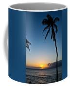 Romantic Maui Sunset Coffee Mug