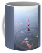 Romantic Pond Coffee Mug