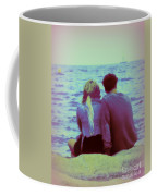 Romantic Seaside Moment Coffee Mug