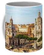 Rome, Italy. Rome, Italy. Piazza Della Coffee Mug