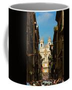 Rome, Italy. View Along Via Dei Coffee Mug