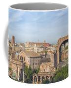 Rome Roman Forum 01 Coffee Mug