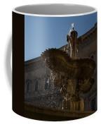 Rome's Fabulous Fountains - Piazza Farnese Fountain Coffee Mug