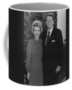 Ronald And Nancy Reagan Coffee Mug