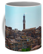 Roofs Of Siena Coffee Mug