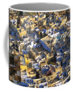 Rooftops In India Coffee Mug