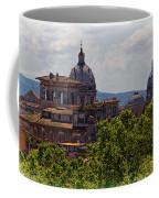 Rooftops Of Rome Coffee Mug