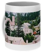 A Unique Aspect Of Rooftops In St. George's,  Bermuda Coffee Mug