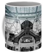 Rookery Building Atrium Coffee Mug
