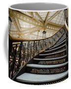 Rookery Building Atrium Staircase Coffee Mug