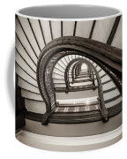 Rookery Building Off Center Oriel Staircase Coffee Mug