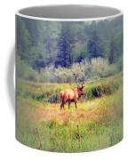Roosevelt Bull Elk Coffee Mug