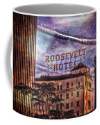 Roosevelt Retro Coffee Mug