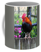 Roost Ruler Coffee Mug