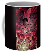 Rooster Abstract Coffee Mug