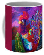 Rooster On The Horizon Coffee Mug