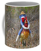 Rooster Rider Coffee Mug