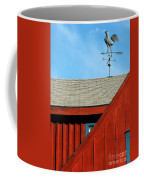 Rooster Weathervane Coffee Mug