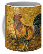 Rooster With Attitude Coffee Mug