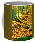 Root Steps Coffee Mug