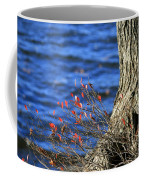 Rooted In Blue  Coffee Mug