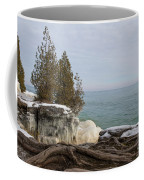 Rooted In Winter Coffee Mug