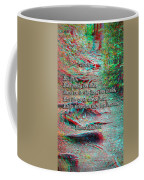Roots - Use Red/cyan Filtered 3d Glasses Coffee Mug