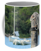 Rope And Knot Coffee Mug