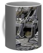 Rope Course Coffee Mug