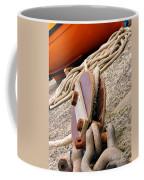 Ropes And Chains Coffee Mug