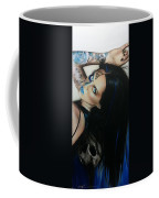 Rosa Azul Coffee Mug