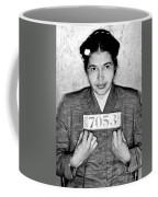 Rosa Parks Coffee Mug by Unknown
