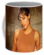 Rosario Dawson  Coffee Mug