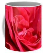 Rose Abstract Coffee Mug
