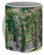 Rose Arbor Coffee Mug