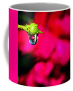 Rose Bud After Rain Coffee Mug