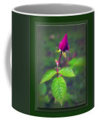 Rose Bud Coffee Mug by Brian Wallace