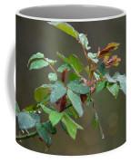 Rose Bush Rain Coffee Mug
