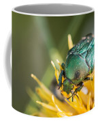Rose Chafer Coffee Mug