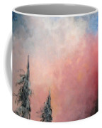 Rose De Givre - Frost Pink Coffee Mug