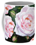 Rose Encounters Coffee Mug