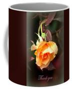 Rose - Flower - Card Coffee Mug