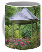 Rose Garden Gazebo Coffee Mug